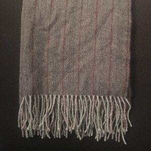 Brooks Brothers cashmere scarf
